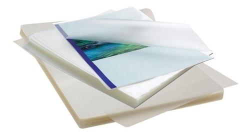Micas Laminas Plastificar Documentos #7 175 Micrones A4 X 5