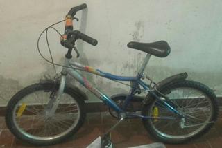 Bicicleta Marca Robinson Rodado 16