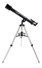 Telescópio Refrator Celestron Powerseeker 60az Astronomico