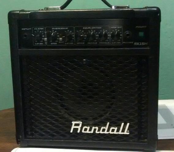 Planta Amplificador De Sonido Randall