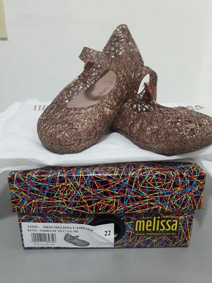 Mini Melissa Rosa