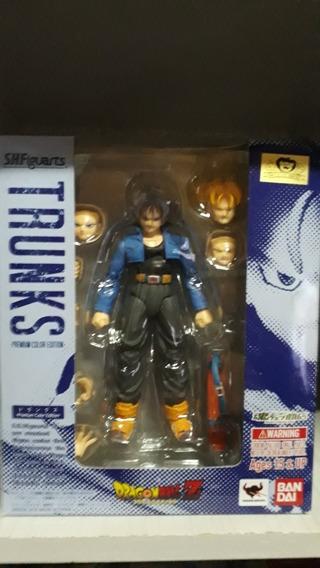 S.h Figuarts Trunks Dragon Ball Z Bandai Premium Color