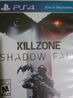 Killzone Shadow Fall Ps4 Seminuevo