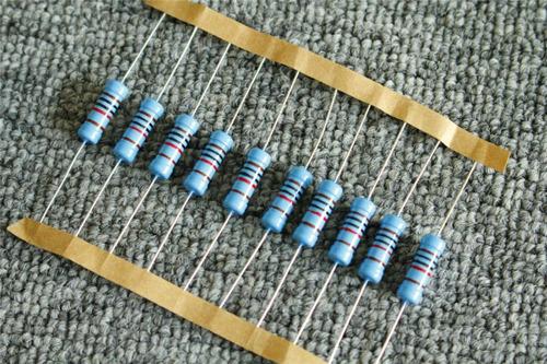 20pcs 1% 3w 10 K Ohmios Resistencia De Película De Metal