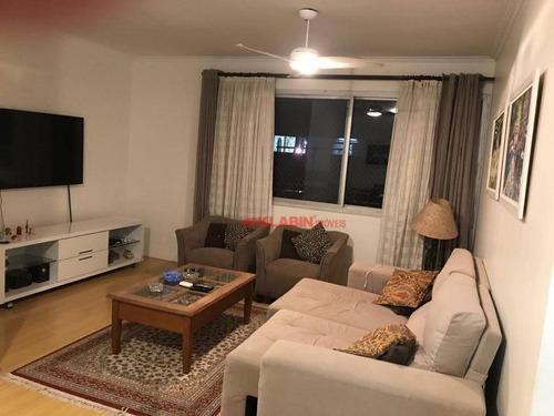Imagem 1 de 18 de Apartamento Com 3 Dormitórios, 1 Vaga À Venda, 103 M² Por R$ 960.000 - Vila Mariana - São Paulo/sp - Ap10585