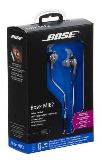 Audifonos Bose Mie2i Originales