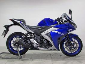 Yamaha - Yzf R3 Abs - 2018 Azul