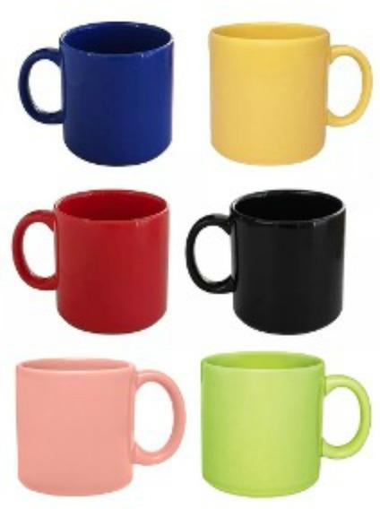 Taza Ceramica Mug Colores