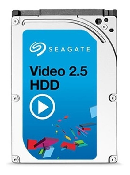 Hd Note 1tb Sata Seagate Slim Video 2.5 Lacrado St1000vt001