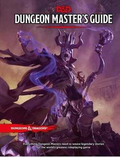 Libro Dungeons & Dragons Dungeon Master