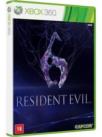 Resident Evil 6 Em Português M Física Xbox 360 Lacrado