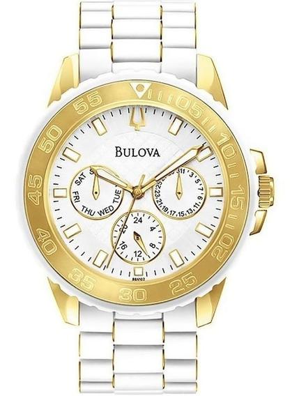 Relógio Feminino Bulova Wb31765b