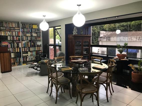 Apartamento Em Casa Forte, Recife/pe De 200m² 4 Quartos À Venda Por R$ 950.000,00 - Ap277357