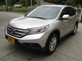 Honda Cr-v Lx At 2400