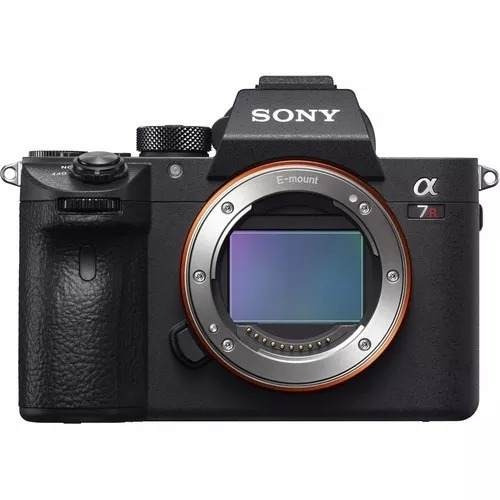 Camera Sony A7r Iii Mirrorless Digital - Pronta Entrega - Nf + 1 Ano Garantia