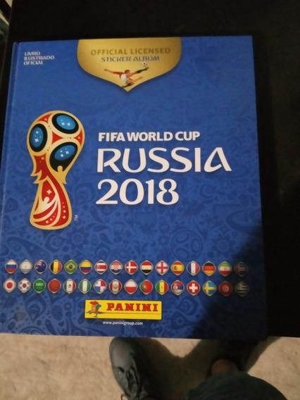 Album Copa Da Russia