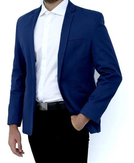 Kit Blazer Slim Masculino Sarja Top Brasil 100% Fabrica