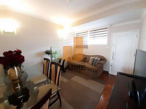 Apartamento Padrão Em Excelente Localização.  - Ja17243
