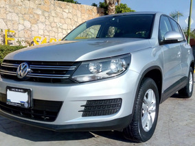 Volkswagen Tiguan 2.0 Native Tiptronic Climatronic At