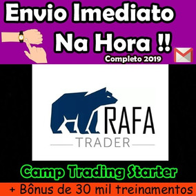 Camp Trading Starter -rafa Trader Atualizado+brinde