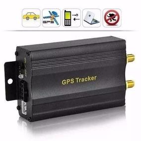Rastreador Veicular Tk 103b Sinal Gps Sms Gprs Tracker