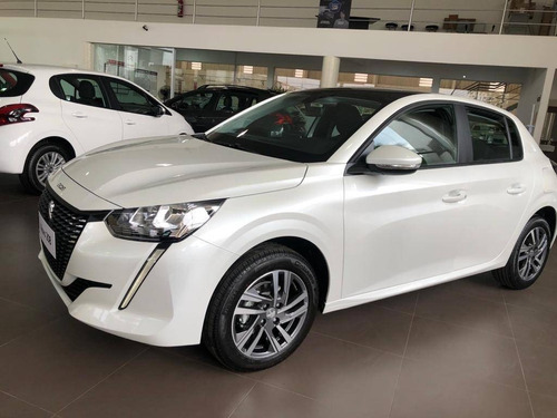 Peugeot 208 1.6 16v Flex Allure At6