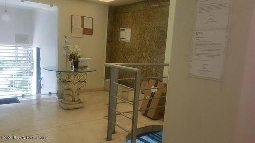 Imagen 1 de 14 de Departamento En Renta En Colonia Napoles Calle Eugenia 21-4584