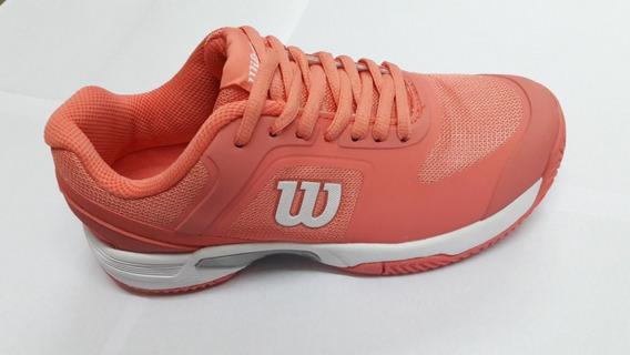 Zapatillas Wilson Set Tennis 2.0 Ftw Envíos A Todo El País