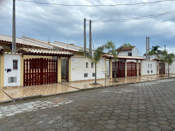 Casa Com 3 Dorms, Jardim São Fernando, Itanhaém - R$ 260 Mil, Cod: 1252 - V1252