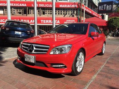 Mercedes-benz C Class 2011 4p C 300 Sport Aut