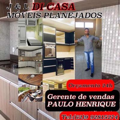 J&l Di Casa Móveis Planejados