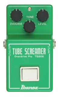 Pedal Efecto Guitarra Ibanez Ts808 Tubescreamer Overdrive