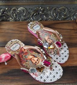 abe713b93 Sandalias Indaia Feminino - Calçados, Roupas e Bolsas no Mercado ...