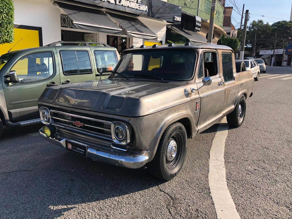 Chevrolet D-10 2.8 Turbo Diesel 1980