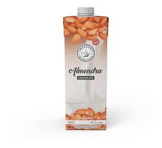 Leche De Almendras Tratenfu Sabor Chocolate X8 Unidades