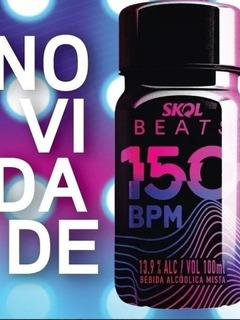 Skol Beats 150 Bpm 100ml Com 6 Unidades