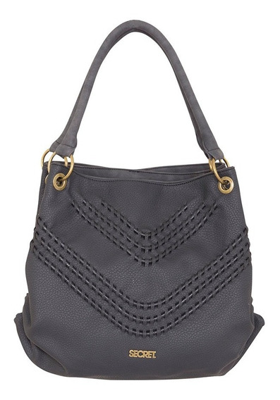 Cartera Portland Shoulder Bag Negro L Secret