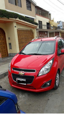 Alquiler De Auto Chevrolet Spark P/uso Particular O Empresa