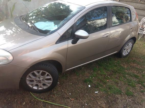 Fiat Punto 1.4 Elx 2010
