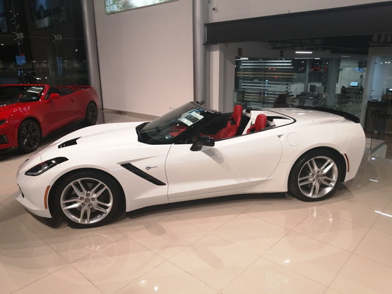 Chevrolet Corvette Stingray Convertible 2018