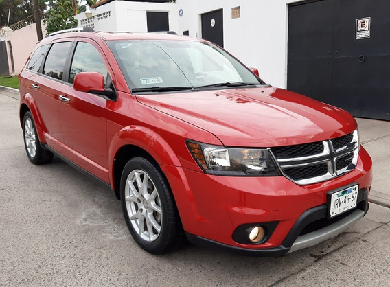 Dodge Journey Rt 2016 Un Dueño ¡¡extremadamente Impecable!!