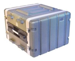 Apogee 178u Anvil Flight Cases 8 Unidades De Rack 19 Pulgada