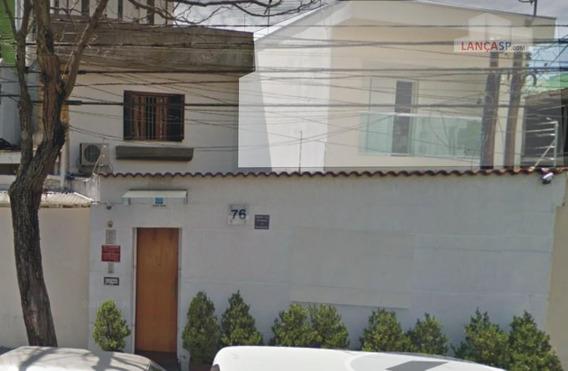 Sobrado Comercial Para Locação De 230m² Em São Bernardo Do Campo. - So0074