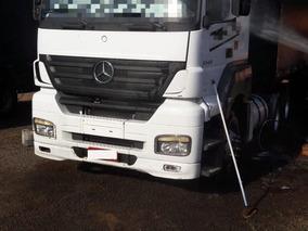 Mercedes-benz 2540 6x2 Teto Alto Ano 2009