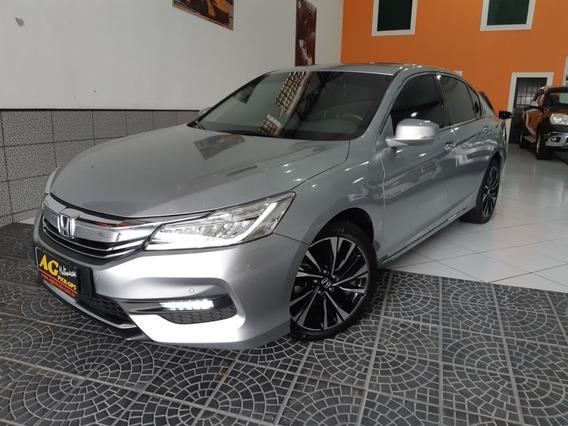 Honda Accord Ex Bllindado N Iii-a 2016 Top Teto Ud 61 Km