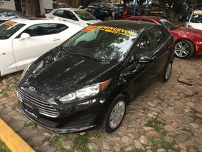 Ford Fiesta S Tm 4 Ptas 2015 Seminuevos