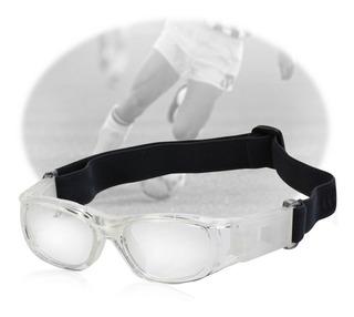 Óculos Proteção Infantil Criança Esporte Futebol Aceita Grau