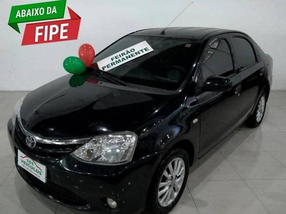 Etios Sedan Xls 1.5 (flex) 4p 1.5 16v