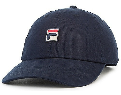 Gorra Fila Cotton Twill Baseball 100% Original