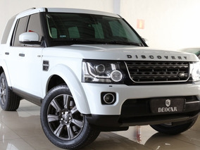 Land Rover Discovery 4 S 3.0 Tdv6 4x4 2015/2015